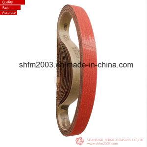 20*520mm, P60 Compact Grain Sanding Belt Similar to Vsm Kk718X pictures & photos