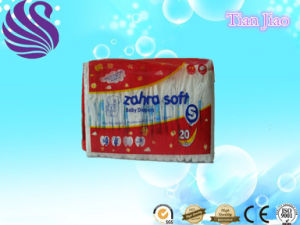 High Absorption Soft Breathable Disposable Sunny Baby Diaper pictures & photos