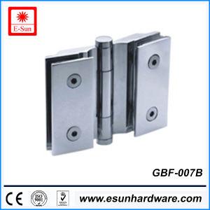 Hot Designs Straight Corner Glass Door Hinge (GBF-007B) pictures & photos