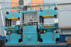 350t Rubber Silicone Processing Machine/Transfer Molding Machine Made in China pictures & photos