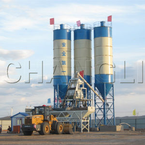 CE Hzs50 Easy Install Concrete Batching Plant pictures & photos