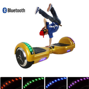 Wholesale Two Wheels Powered Electric Mobility Scooter Skateboard pictures & photos