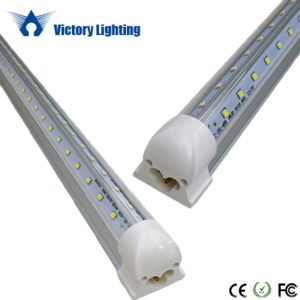 T8 V-Shape 8FT 65W LED Tube Integrated Double Side Light pictures & photos