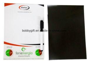 Promotion Paper Fridge Magnet Board with Erasable Pen pictures & photos