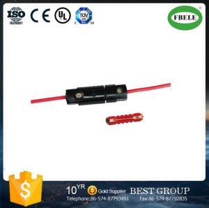 High Quality in-Line Fuse Holder Electronic Fuse Holder Auto Car Fuse Holder pictures & photos