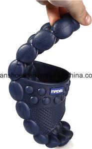 Fashion Men′s Beach EVA Sandals Indoor Flip Flop Massage Slippers pictures & photos