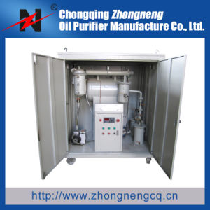 Insulating Oil Filtration Plant with Weather Proof Enclosure, Oil Purifier pictures & photos