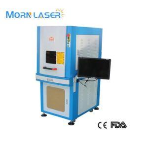 Full Enclosed CNC Fiber Marking Machine pictures & photos