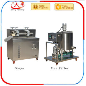 Jam Core Filling Snacks Food Processing Machine pictures & photos