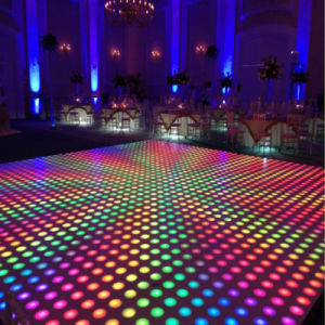 LED Colorful Dance Floor pictures & photos