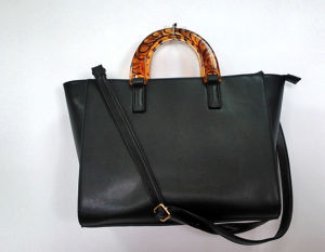 Fashion Leather Women Designer Lady Handbag (A-010) pictures & photos