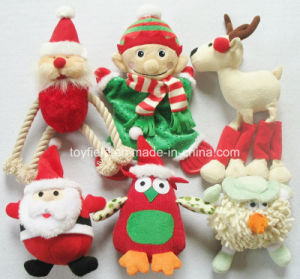 Dog Toy Christmas Product Plush Supply Pet Toy pictures & photos