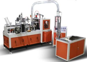 High Speed and Quality Paper Cup Machinery pictures & photos