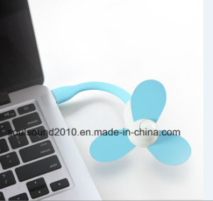 Portable Mini USB Floding Fan for Promotion Gift (ID556)