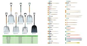 Gardening Hand Spade Tools Agricultural Shovel pictures & photos