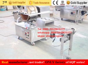 Shengxing Brand Professional Crepe Machine/ Auto Crepe Machinery pictures & photos