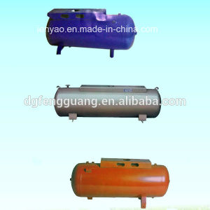 Screw Portable Rotary Compressor Spare Parts Gas Air Receive Tank pictures & photos