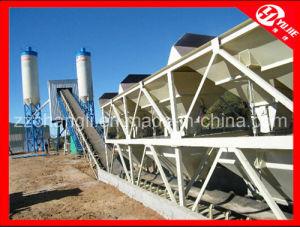 High Efficiency Belt Conveyor Concrete Batching Plant Hzs60 (60m3/h) pictures & photos