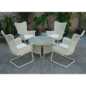 Commercial Dining Balcony Set (DS-06047) pictures & photos