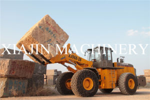 Mining Machinery with Pallet Fork Attachment pictures & photos