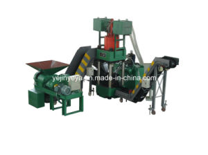 Heavy-Duty Hydraulic Metal Scraps Briquetting Machine pictures & photos