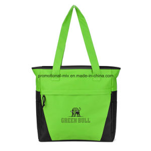 Colorful Polyester Tote Bags for Promotion pictures & photos