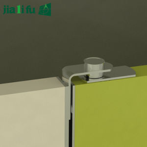 Jialifu High Pressure Compact Laminate Toilet Partition pictures & photos
