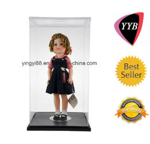 Top Selling Figure Acrylic Display Case with Black Base pictures & photos