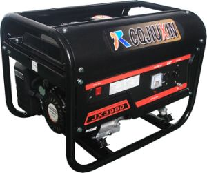 Jx3600b-5 (c) 2.5kw High Quality Gasoline Generator with a. C Single Phase and Cover pictures & photos