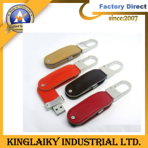 Promotional Gift USB Flash Drive with Logo Printing (KU-018U) pictures & photos