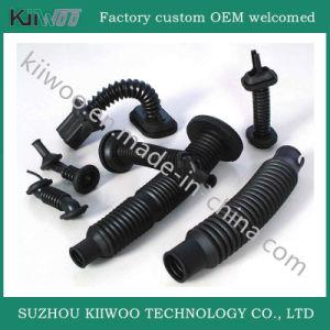 Customized Silicone Rubber Corrugated Pipe