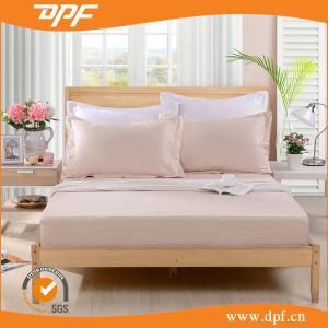 (80%Cotton, 20%Polyester, Waterproof Mattress Protector, Spiralling Elastic Fabric Stitched Surrounding pictures & photos