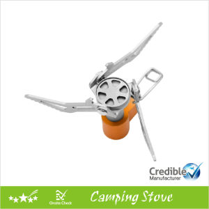 Ultraight Folding Titanium Gas Burner pictures & photos