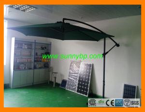 Solar Banana Market Umbrella with LED Light pictures & photos