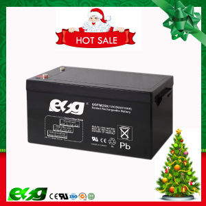 Maintenance Free 6gfm250 Lead Acid Battery AGM Battery