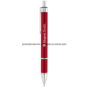 Color Block Advertising Metal Ball Pens pictures & photos