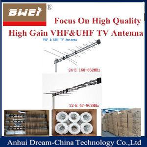 DVB-T Antenna Outdoor VHF UHF TV Antenna (Television antenna) pictures & photos