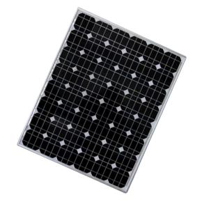 Solar Power Monocrystalline Silicon Panel 120W pictures & photos