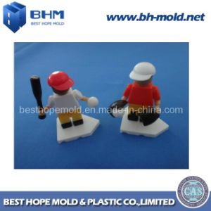 Plastic Minifigure Injection Molding (Plastic Sport Toy) pictures & photos