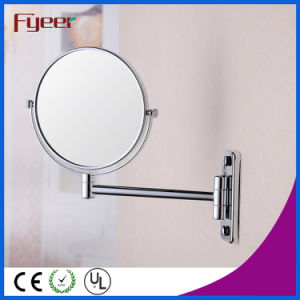 Fyeer Round Double Side Magnifying Wall Cosmetic Mirror (M0558) pictures & photos