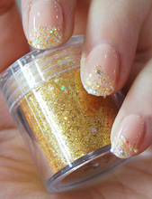 The Hot Spring Glitter Powder Is Used for Shiny Nail Polish pictures & photos