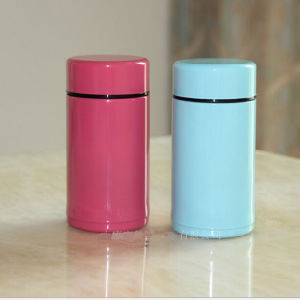 220ml Lovely Double 18/8 Stainless Steel Thermos Bottle (DC-HL7-220) pictures & photos