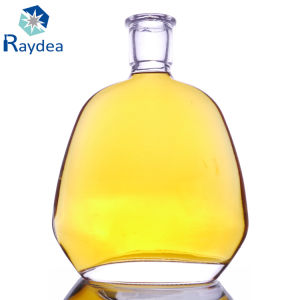 Custom Glass Bottle for 650ml Wine pictures & photos