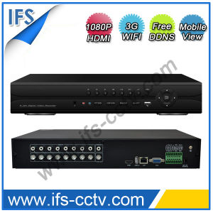 8CH H. 264 960h DVR/HVR/NVR with 1080P HDMI (ISR-S6508D) pictures & photos