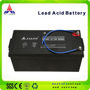 High Quality Lead Acid AGM Battery for Power System (12V200AH)