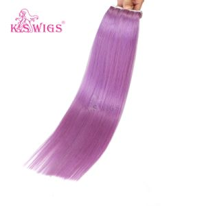 Fashion Colorful Brazilian Human Tape in Hair Extension pictures & photos