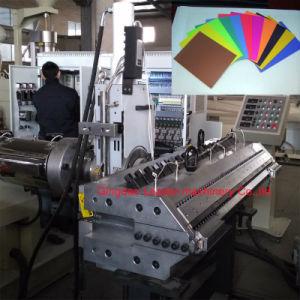 PP PS HIPS PE HDPE etc Plastic Sheet Extrusion Machine pictures & photos