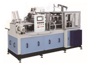 Middle Speed Paper Cup Forming Machine pictures & photos