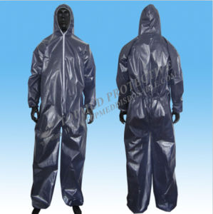 Disposable Nonwoven Coverall Suit, Protective Coverall for Oil and Gas pictures & photos