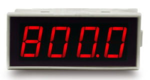 4-Digit 4-20mA Current LED Display Meter pictures & photos